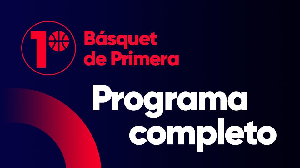 Programa completo del 05/04/2019 — Programas completos — Basquet de Primera | El Espectador 810